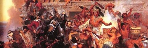 Aztecs and conquistadors