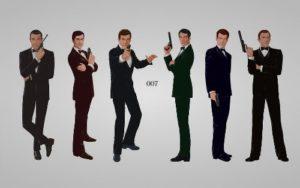 James Bond - superspy