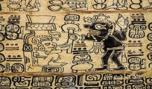 Aztecs used picture writing to record their history