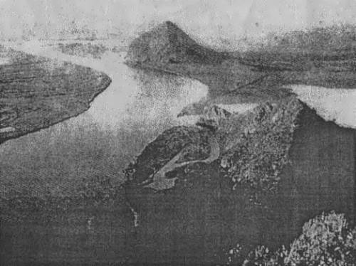 Pyramids in Primorye