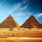 Mysterious Pyramids