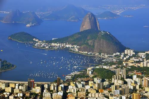 Harbor at Rio de Janeiro