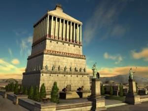 Mausoleum at Halicarnassus