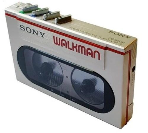 Sony WM-10