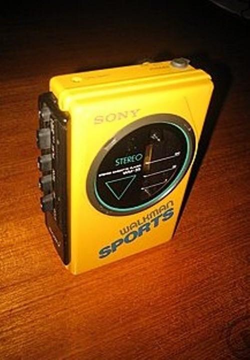 Sony WM-35
