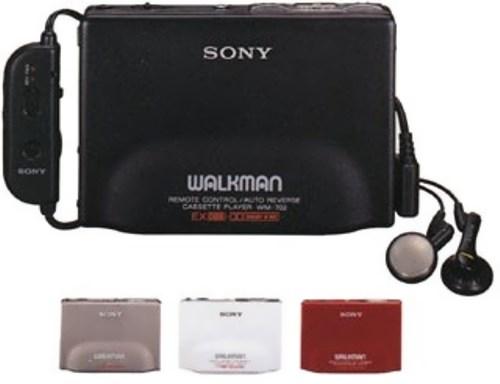 Sony WM-701