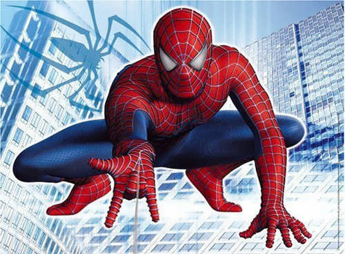 Spider-Man - famous fictional character