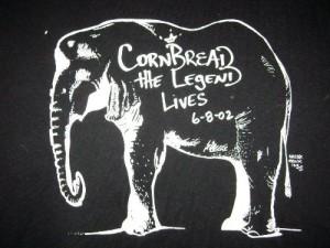 Cornbread the Legend Lives