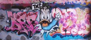 Graffiti – art or vandalism