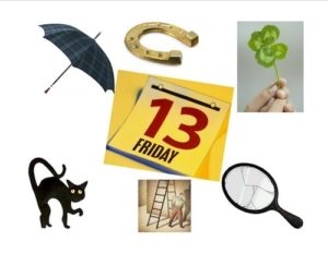 Different superstitions
