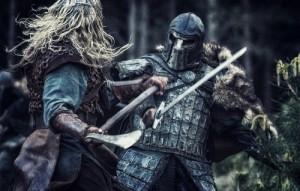 The Vikings were fierce warriors