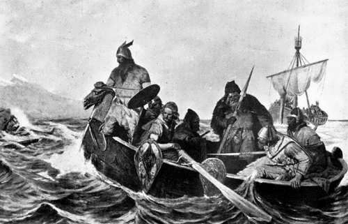 Brave Vikings