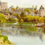 Windsor by the river