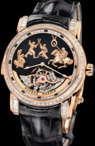 Watches Alexander the Great, Ulysse Nardin