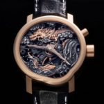 Unique watch Dragon Gate Legend