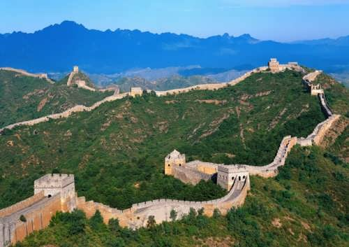 Great Wall – symbol of China