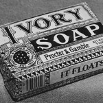 Soap which floats