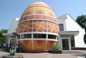 Pysanka museum in Hutsulia