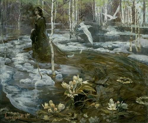 Mikhail Satarov, Spring