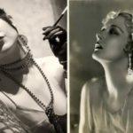 Socialite of the XX century