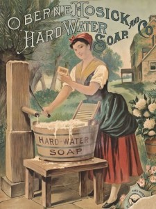 Hard Water Soap