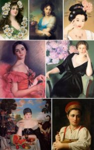 The history of the beauty