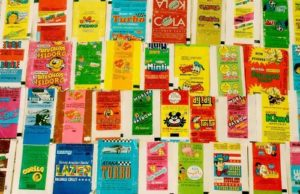 History of chewing gum