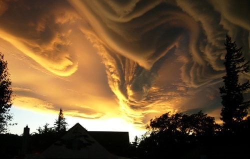 Amazing clouds