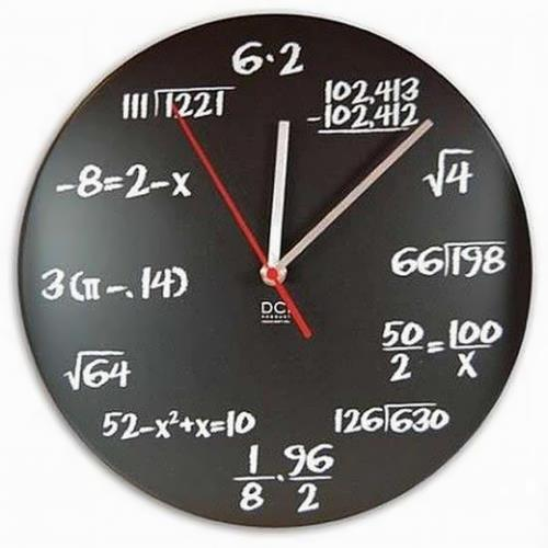 unusual clock