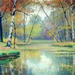 Yefim Volkov. Autumn
