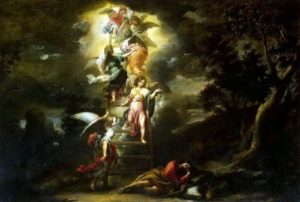 Murillo, Bartolome Esteban - Jacob's Dream