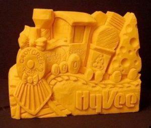 Cheese Art