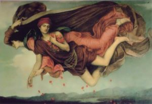 Night and Sleep. Evelyn De Morgan