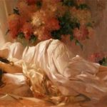 Artist Richard C. Johnson