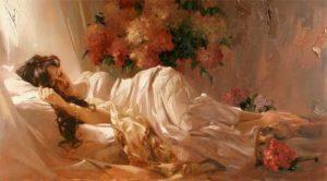 Artist Richard C. Johnson