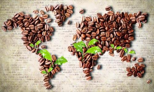 Coffee is known all over the world