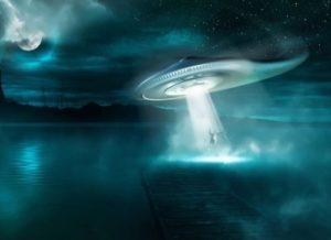 Strange UFO anomalies