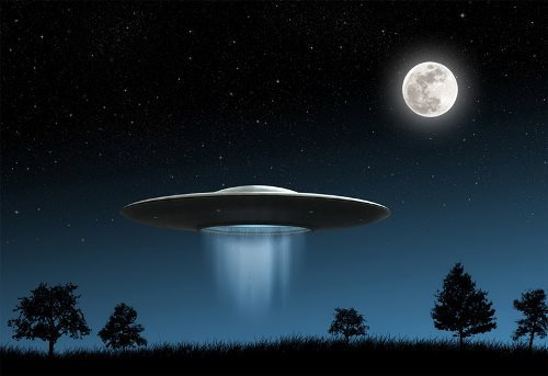Unidentified Flying Object - UFO