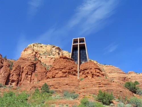 Chapel in the Rock (Arizona, USA)