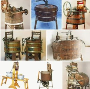 History of clothes washer