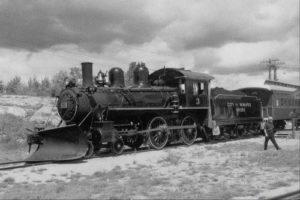 First railroads