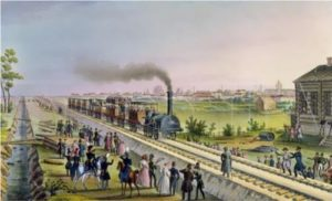 Railroad in pictures