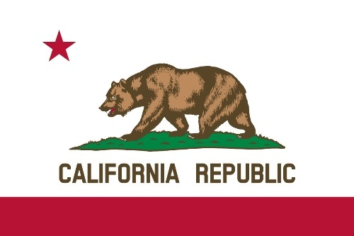 California – Golden state