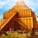 Mesopotamia tempel