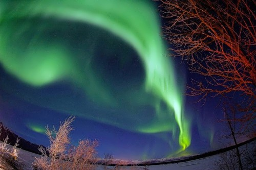 Aurora Borealis – wonderful lights