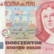 Bank notes of Peru