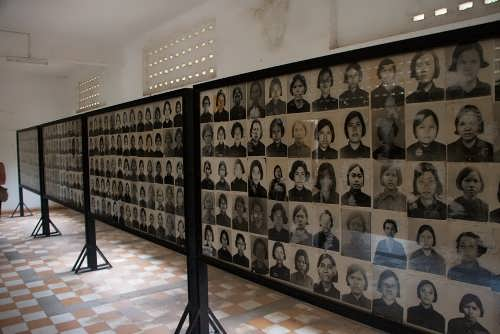 Cambodian Genocide Museum