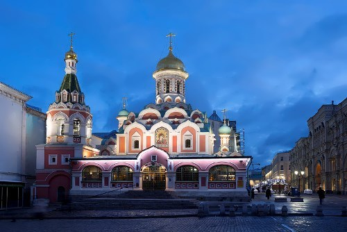 Cathedral of Our Lady of Kazan