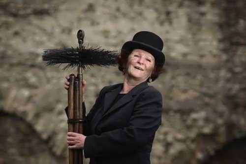 Amazing Chimney Sweep