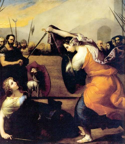 Duel. Jusepe de Ribera